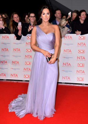 Vicky Pattison - National Television Awards 2018 in London
