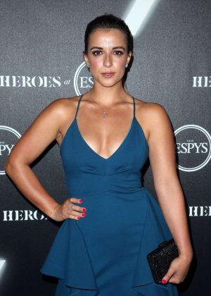 Victoria Arlen - Heroes at The ESPYS Pre-Party in Los Angeles
