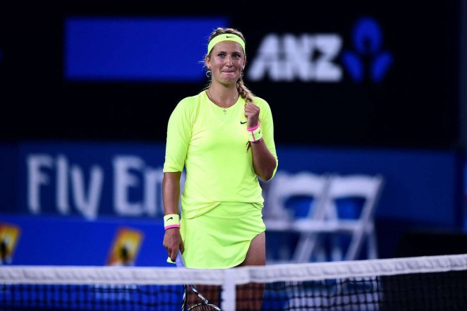Victoria Azarenka - 2015 Australian Open 2nd round