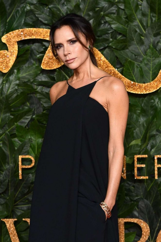 Victoria Beckham – 2018 British Fashion Awards in London