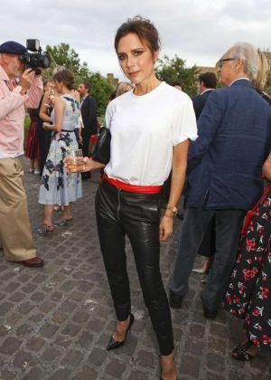 Victoria Beckham - Alexandra Shulman Vogue Leaving Party in London