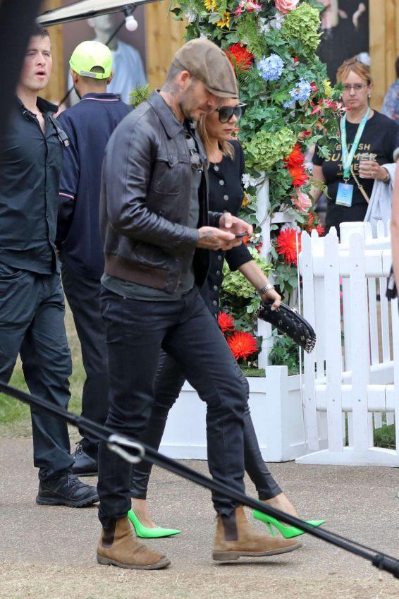Victoria Beckham at British Summer Time in London-01