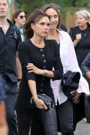 Victoria Beckham at British Summer Time in London