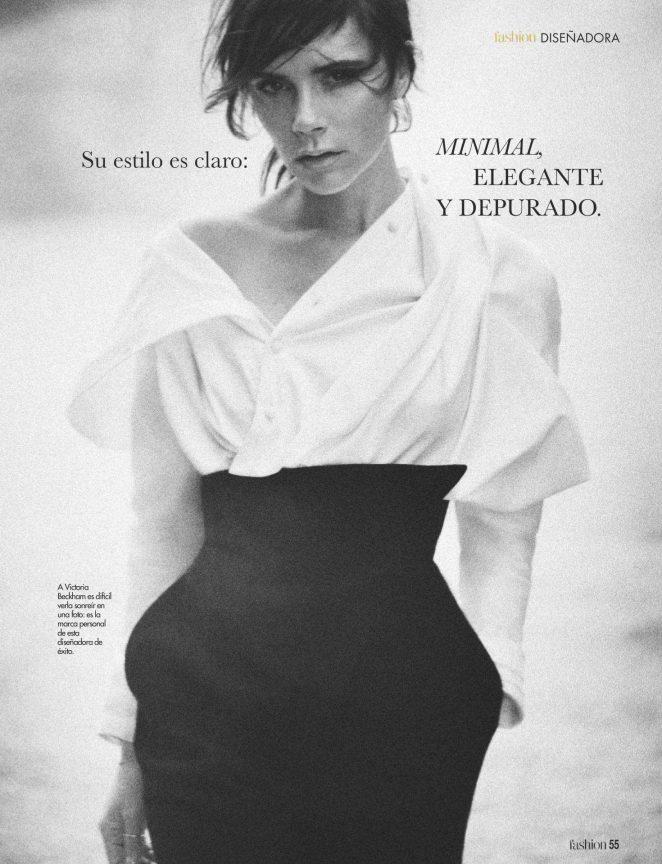 Victoria Beckham for Hola! Fashion Magazine (October 2018)