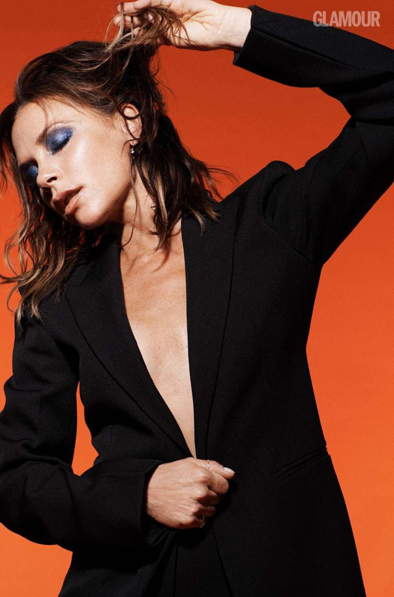 Victoria Beckham - Glamour UK Magazine (Autumn/Winter 2019)