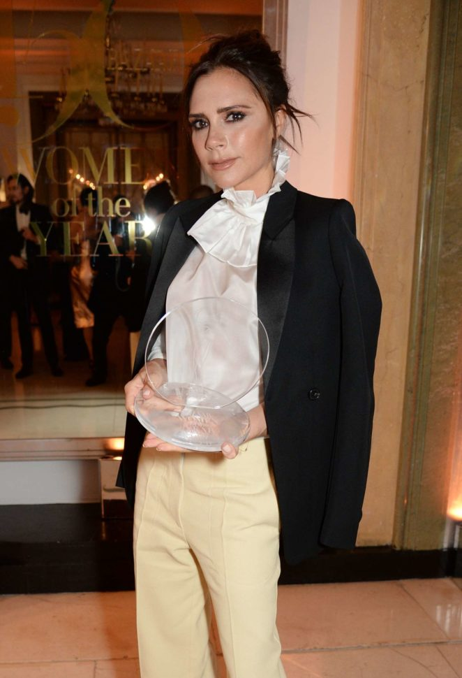 Victoria Beckham - Harper's Bazaar Women of the Year Awards 2017 in London