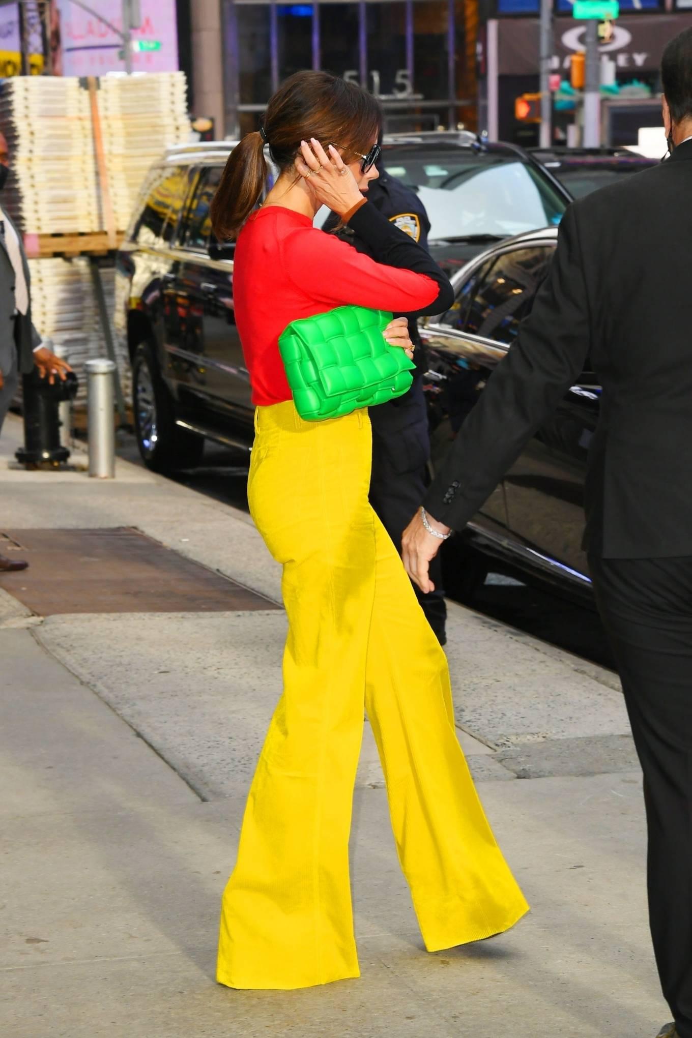 Victoria Beckham 2021 : Victoria Beckham – on Good Morning America promoting her new designer clothing in New York City-30
