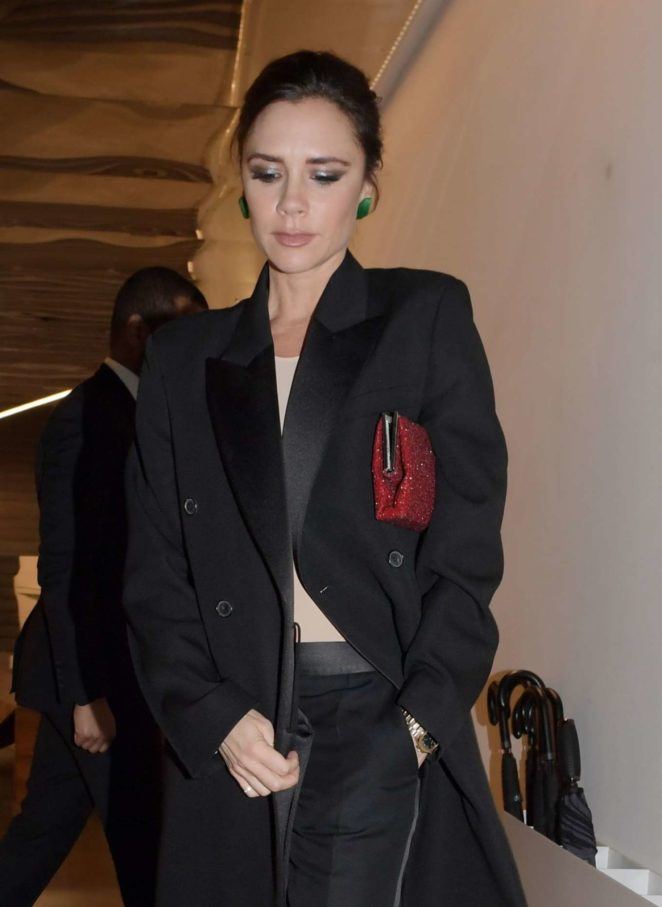 Victoria Beckham - Out and about in London