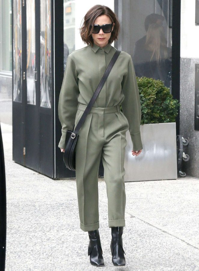 Victoria Beckham – Out and about in New York City
