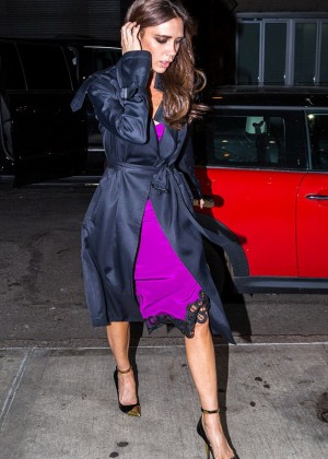 Victoria Beckham - Out in NYC