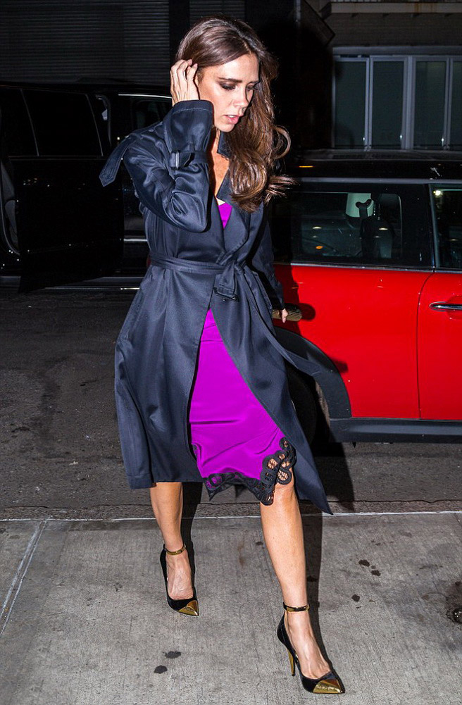 Victoria Beckham: Out in NYC-01