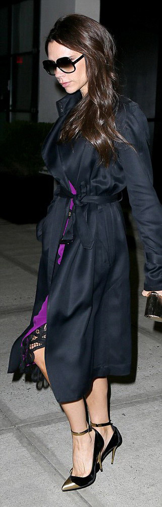 Victoria Beckham: Out in NYC-02