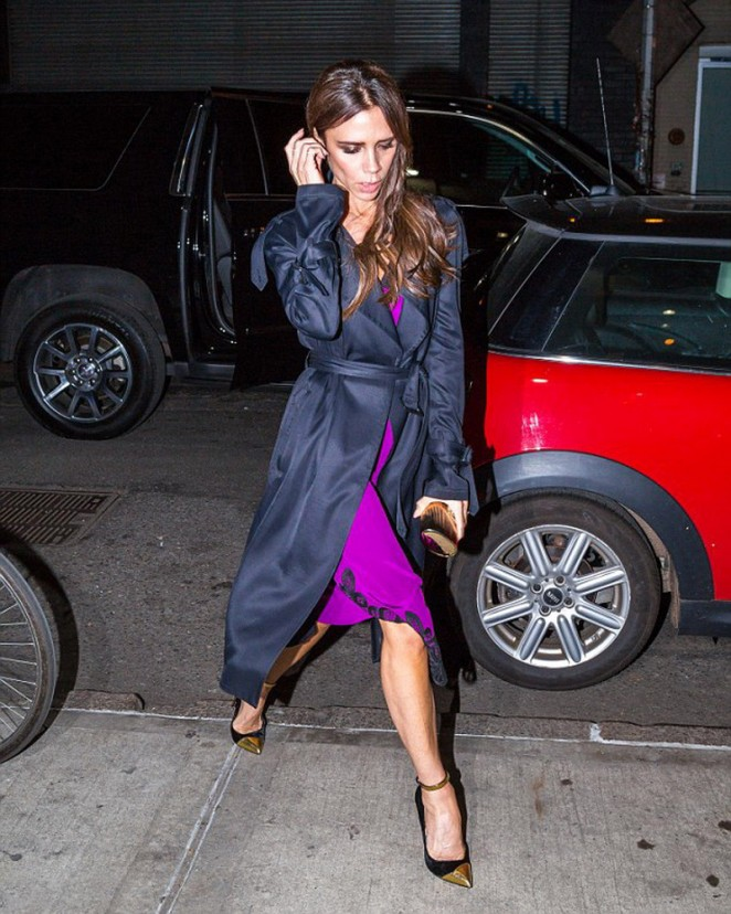 Victoria Beckham: Out in NYC-05