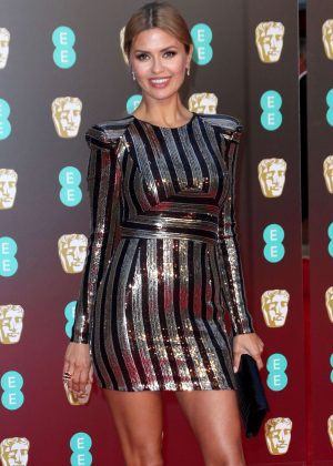 Victoria Bonya - 2018 BAFTA Awards in London