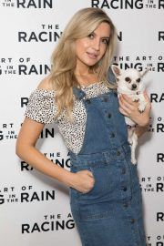 Victoria Brown - 'The Art of Racing in the Rain' Screening in London