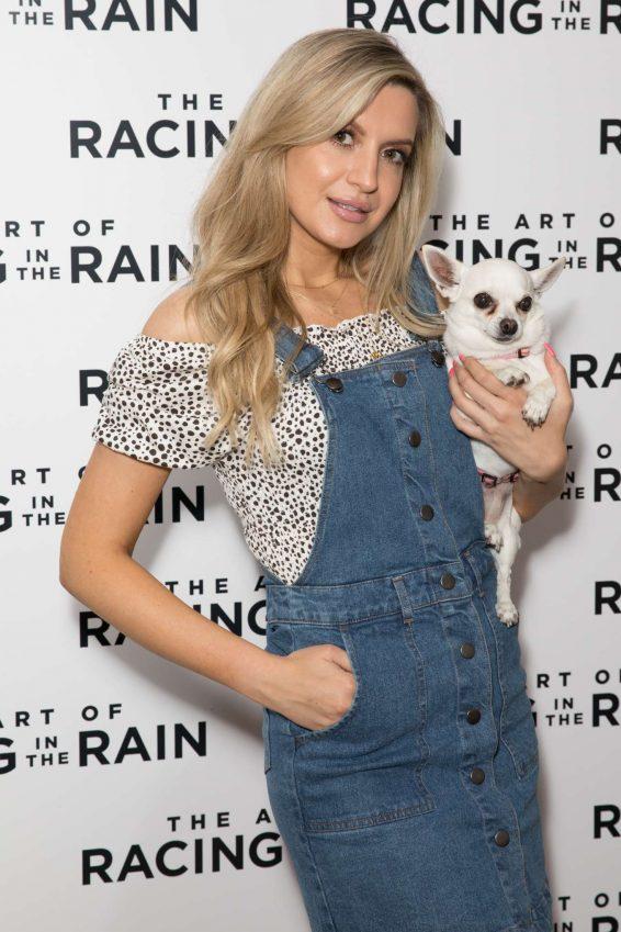 Victoria Brown - 'The Art of Racing in the Rain' Screening in London