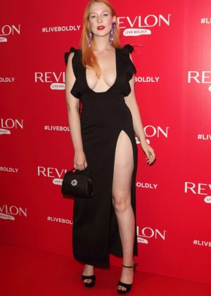 Victoria Clay - Adwoa Aboah x Revlon Boldly Party in London