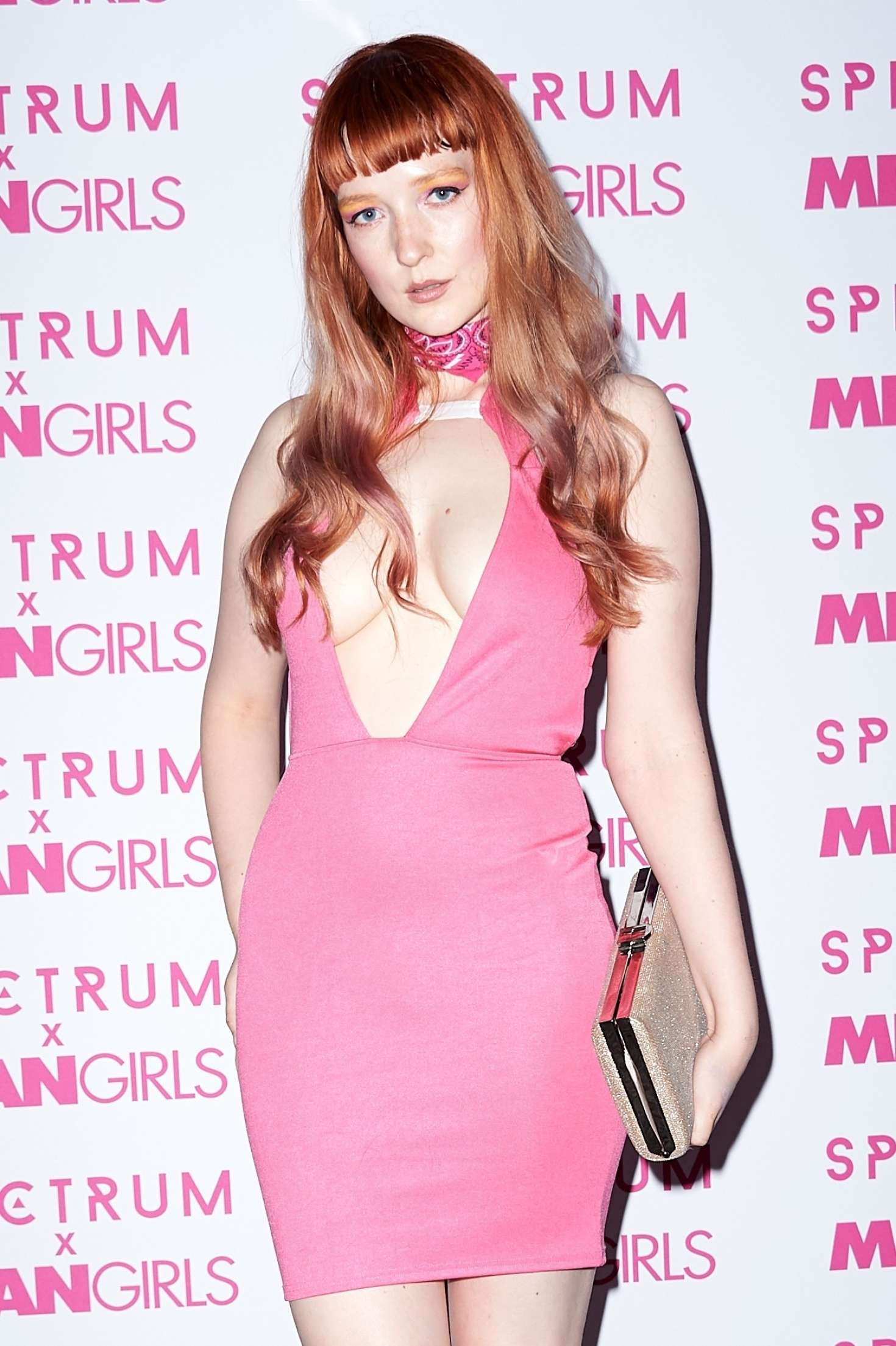 Victoria Clay - Spectrum and Mean Girls Burn Book Launch ... Miley Cyrus