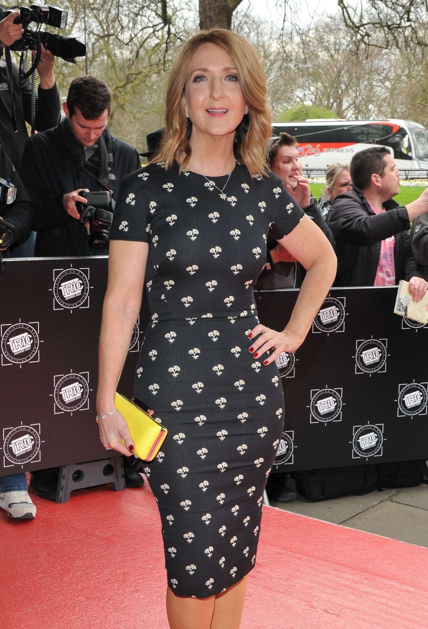 Victoria Derbyshire – 2017 TRIC Awards in London | GotCeleb