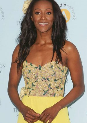 Victoria Ekanoye - 2018 RTS Programme Awards in London
