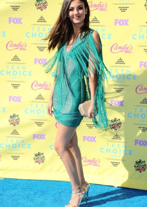 Victoria Justice - 2015 Teen Choice Awards in LA