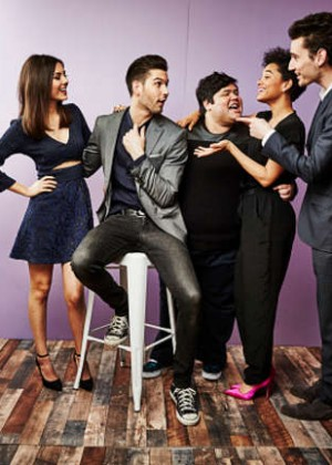 Victoria Justice - 2015 Winter TCA Tour Portraits in Pasadena