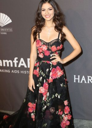 Victoria Justice - 2017 amfAR New York Gala in New York City