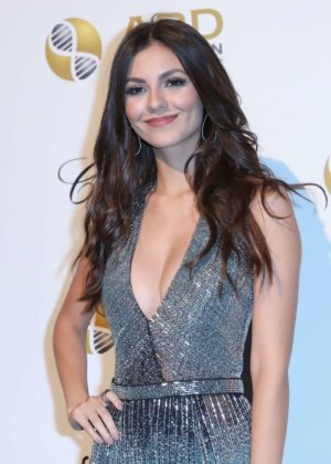 Victoria Justice - 2017 ARD Foundations A Brazilian Night to Benefit MSK in New York