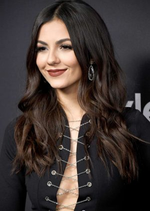Victoria Justice - 2017 InStyle and Warner Bros Golden Globes After Party in LA