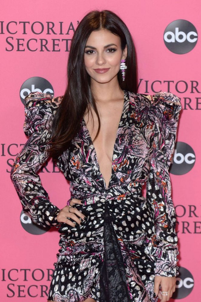 Victoria Justice - 2018 Victoria's Secret Fashion Show After Party in NY