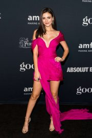 Victoria Justice - 2019 amfAR Charity Poker Tournament and Game Night in San Francisco