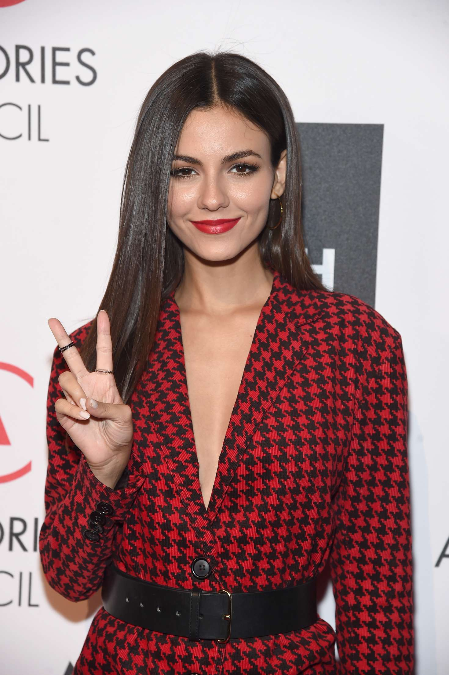 Victoria Justice - 21st Annual ACE Awards in NYC