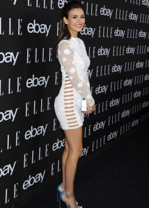 Victoria Justice - 2015 ELLE Women in Music Celebration in Hollywood