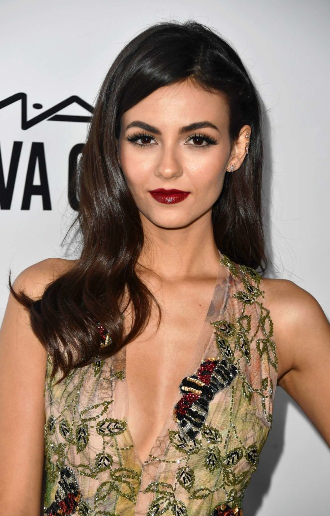 Victoria Justice - amfAR Gala Los Angeles 2017 in Beverly Hills