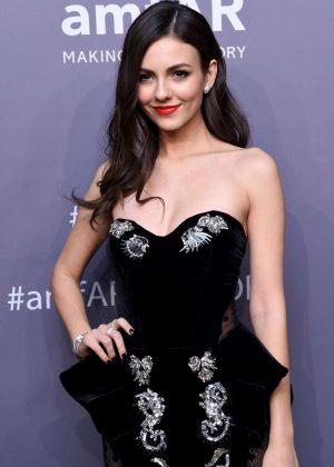 Victoria Justice - amfAR New York Gala 2019 in NYC