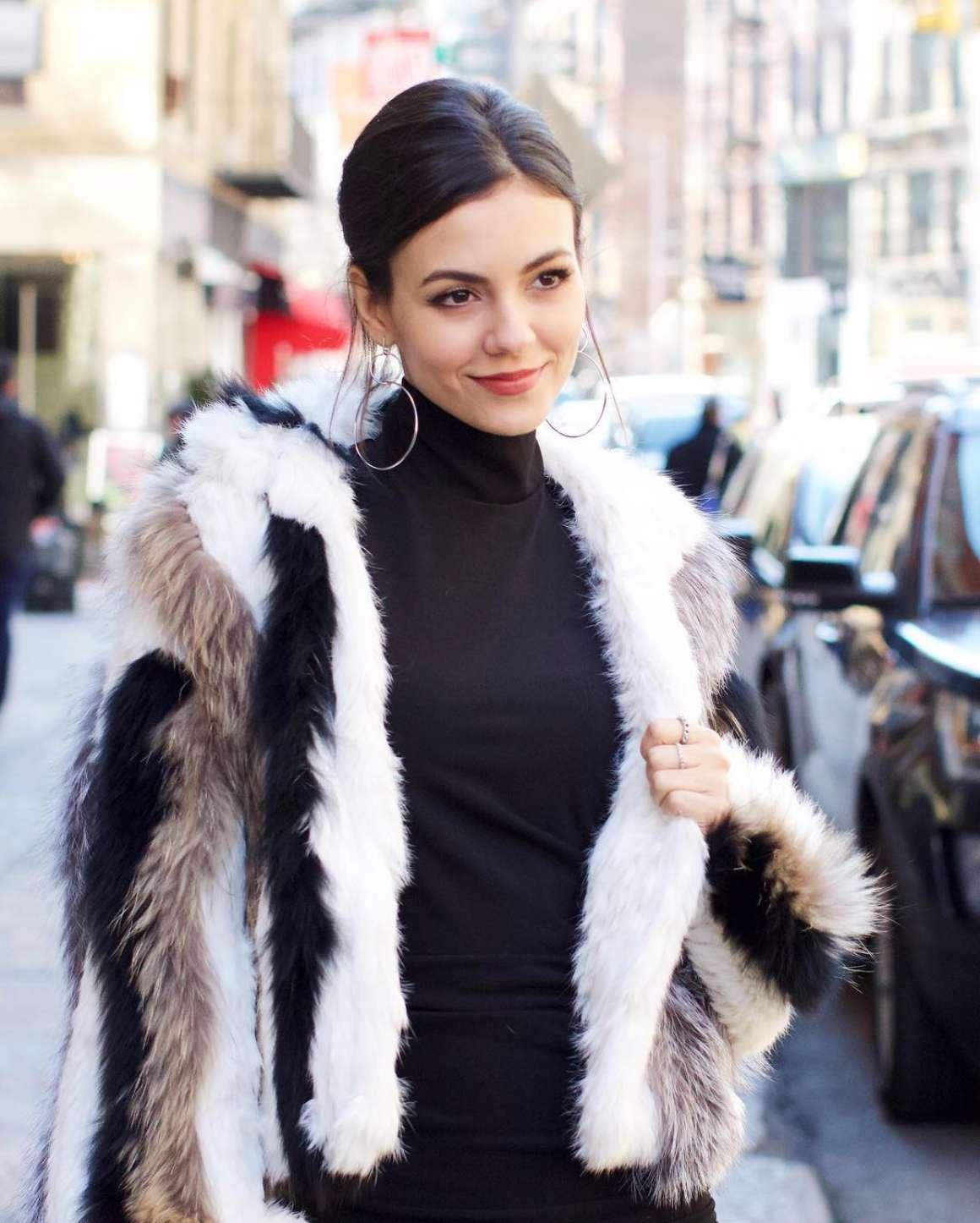 Victoria Justice 2019 : Victoria Justice: Amy Morse photoshoot in New York -02