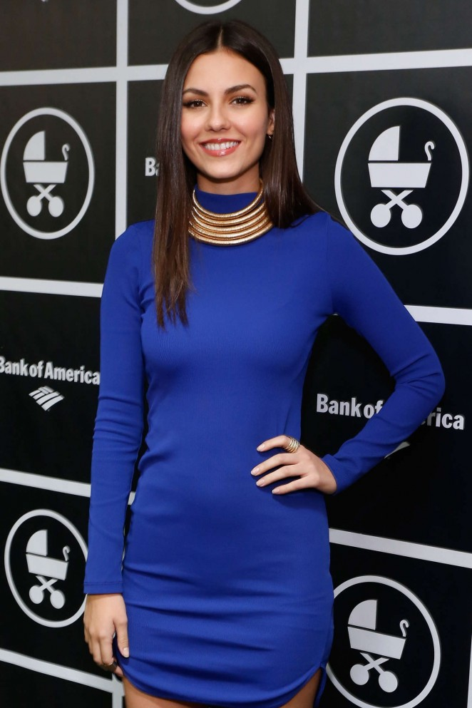 Victoria Justice - 'An Evening with Jerry Seinfeld and Amy Schumer' in NYC