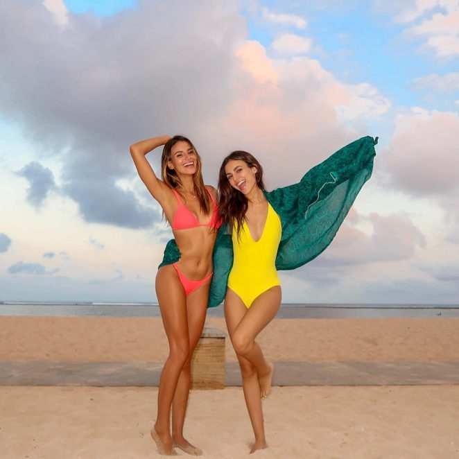 Victoria Justice and Madison Beer in Bikini - Hot Personal Pics
