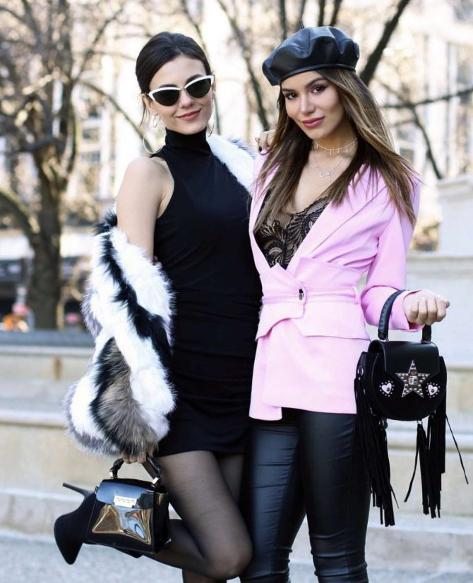 Victoria Justice and Madison Reed by Sharon Litz Photoshoot in New York