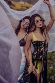 Victoria Justice and Madison Reed by Taryn Dudley Photoshoot in Malibu