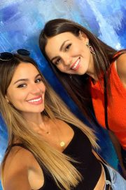 Victoria Justice and Madison Reed - Personal Pics