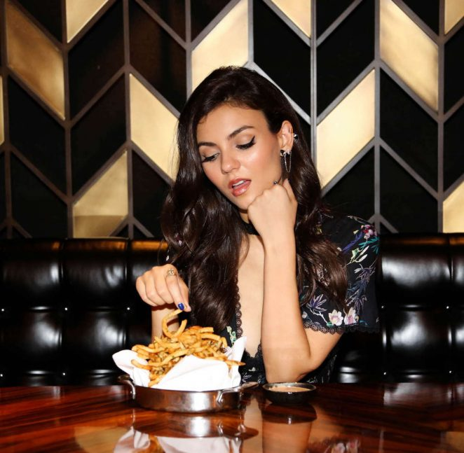 Victoria Justice by Danielle Kosann shoot for 'The New Potato'