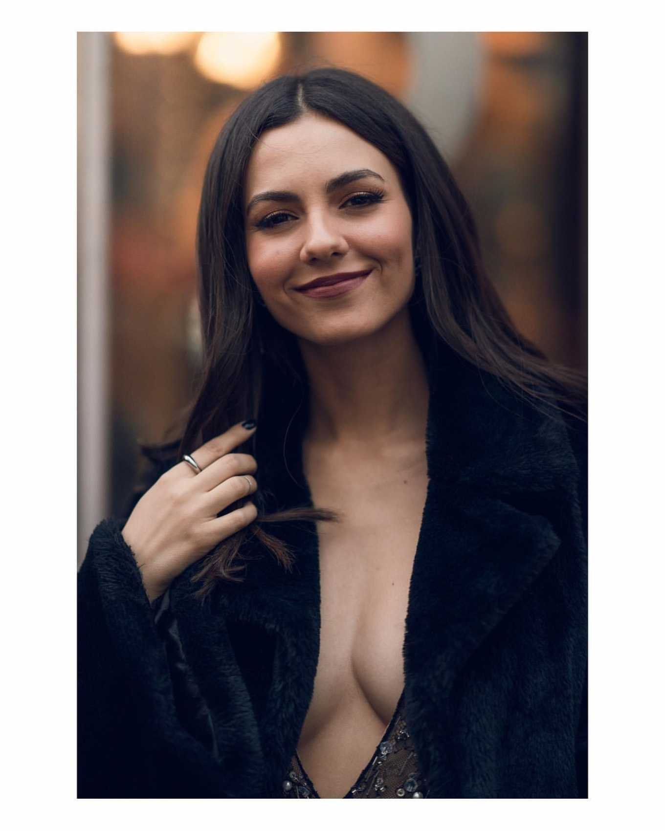 Victoria Justice - Chester Viloria photoshoot in New York (February 2020)