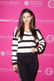 Victoria Justice - City Year Los Angeles' Spring Break: Destination Education in LA