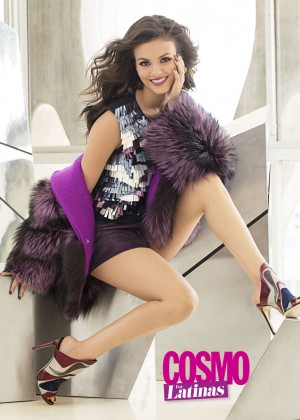 Victoria Justice - Cosmo for Latinas Magazine (Fall 2015)
