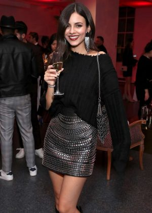 Victoria Justice - Daniel Wellington Opening Store in NYC