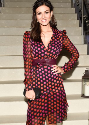 Victoria Justice - Diane Von Furstenberg After Party in NYC
