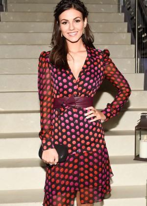 Victoria Justice - Diane Von Furstenberg After Party in NYC