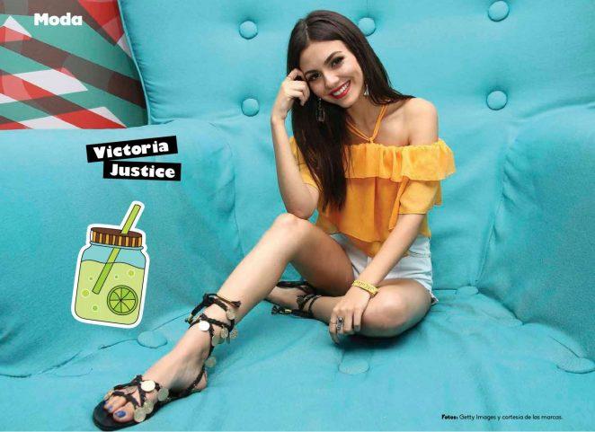 Victoria Justice for Tu Mexico Magazine (April 2018)