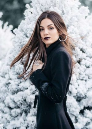 Victoria Justice Fouad Jreige Photoshoot In Los Angeles